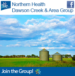 Link to the Dawson Creek & area Facebook group.