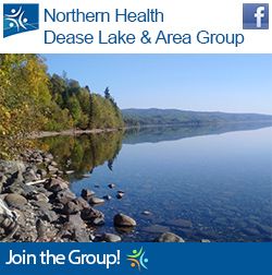 Link to the Dease lake & area Facebook group.