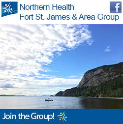 Link to the Fort St. James & area Facebook group.