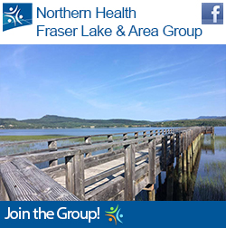 Link to the Fraser lake & area Facebook group.