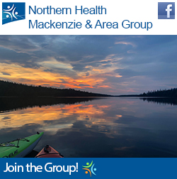 Link to the Mackenzie & area Facebook group.