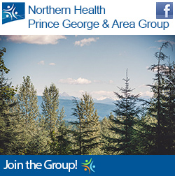 Link to the Prince George & area Facebook group.