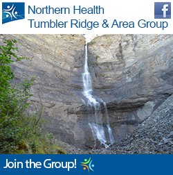 Link to Tumbler Ridge and area Facebook group.