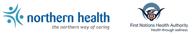 Northern Health and FNHA logos