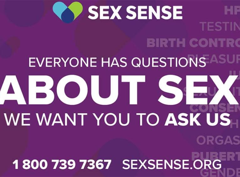 Sex sense graphic