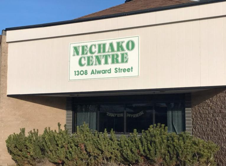 The Nechako Centre is pictured.